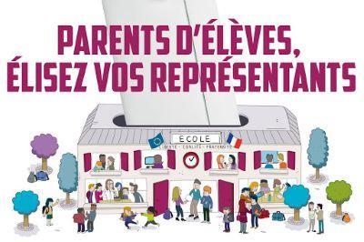Election des parents d'élèves
